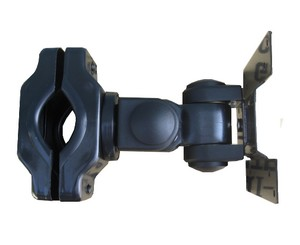monitor pole bracket