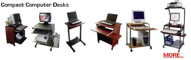 CUZZI Compact Computer Desks, Stand up Desks, Laptop Desks ...